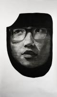 Carbón sobre papel 2012 / 220x150cm