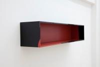 (black/red)